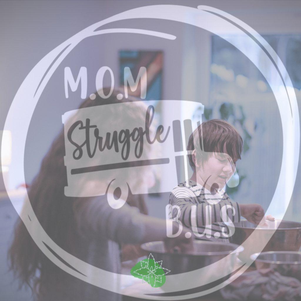 MOM struggle BUS