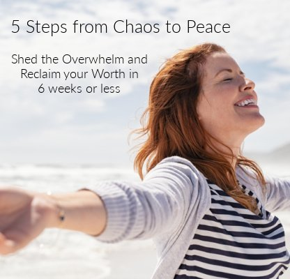 5 Steps from Chaos to Peace